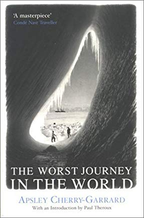 The Worst Journey in the World: Antarctica 1910-13 by Garrard, Apsley Cherry (2001) Paperback Cover