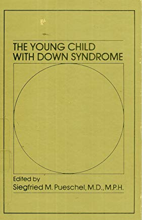 The Young Child With Down Syndrome Cover