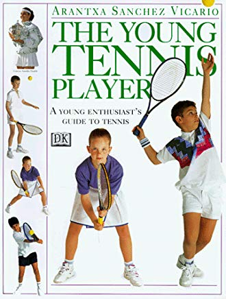 The Young Tennis Player (Young Enthusiast Series) Cover