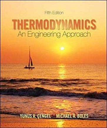 Thermodynamics: An Engineering Approach w/ Student Resources DVD Cover