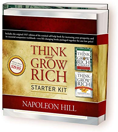 Think and Grow Rich Starter Kit (Think and Grow Rich Series) Cover