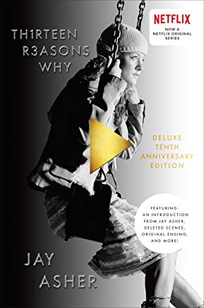 Thirteen Reasons Why 10th Anniversary Edition Cover