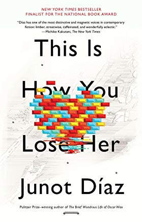 This Is How You Lose Her Cover
