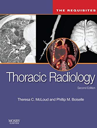 Thoracic Radiology: The Requisites (Requisites in Radiology) Cover