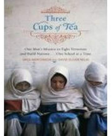 Three Cups of Tea: One Man's Mission to Promote Peace...one School At a Time [Mp3] [Audio Disc] [Unabridged] [Audiobook] Cover