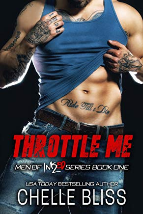 Throttle Me (Men of Inked Book 1) Cover