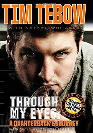 Through My Eyes: A Quarterback's Journey, Young Reader's Edition Cover