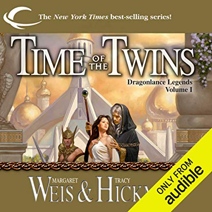 Time of the Twins: Dragonlance: Legends, Book 1 Cover