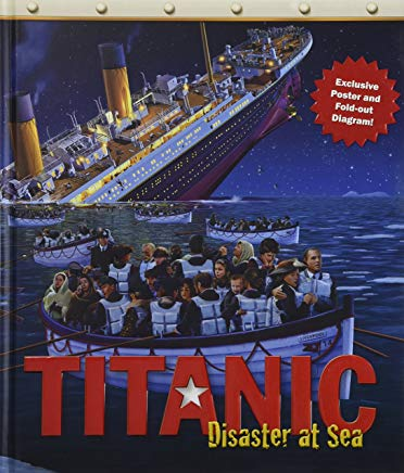 Titanic: Disaster at Sea Cover