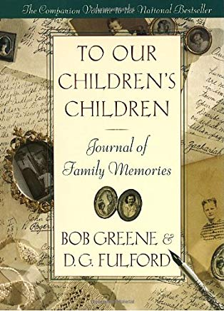 To Our Children's Children Journal Cover