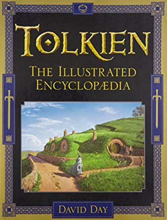 Tolkien : The Illustrated Encyclopaedia Cover