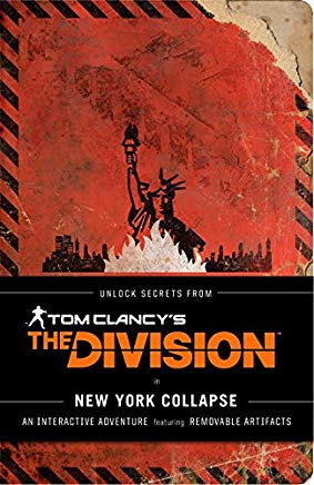 Tom Clancy's The Division: New York Collapse Cover
