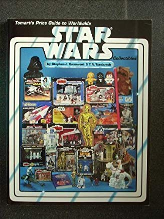 Tomart's Price Guide to Worldwide Star Wars Collectibles Cover