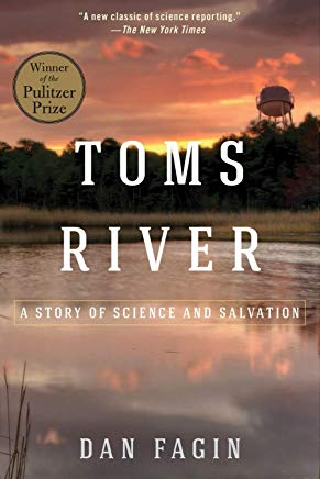 Toms River: A Story of Science and Salvation Cover