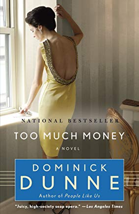 Too Much Money: A Novel Cover