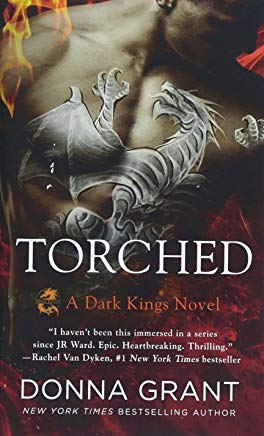 Torched: A Dragon Romance (Dark Kings) Cover