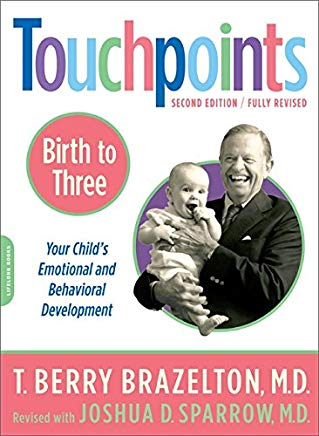 Touchpoints-Birth to Three Cover