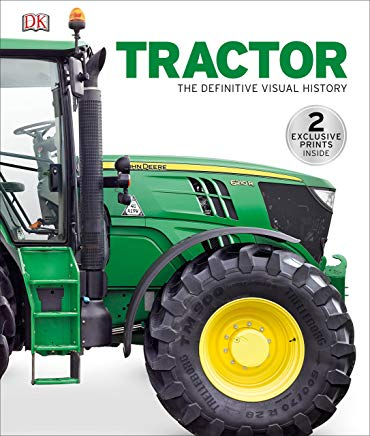 Tractor: The Definitive Visual History Cover