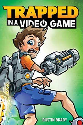 Trapped in a Video Game (Book 1) Cover