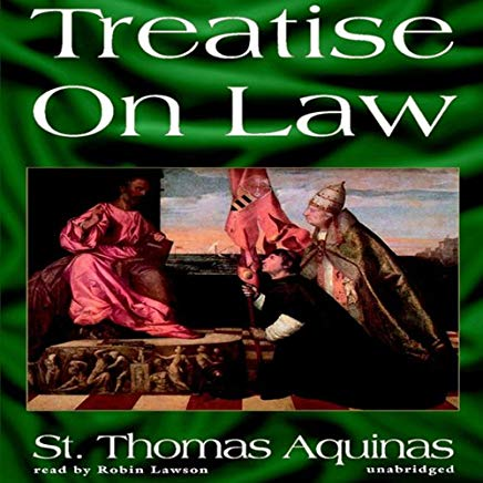 Treatise on Law Cover