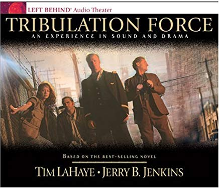 Tribulation Force: An Experience in Sound and Drama (CD audio) Cover