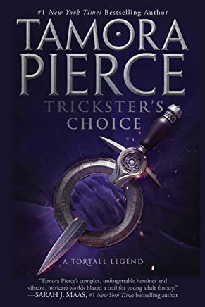 Trickster's Choice (Daughter of the Lioness Book 1) Cover