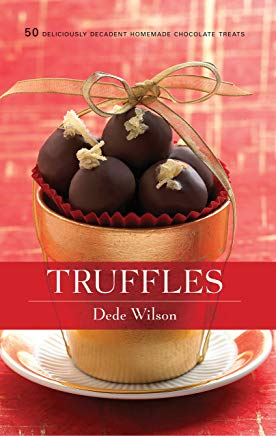 Truffles: 50 Deliciously Decadent Homemade Chocolate Treats (50 Series) Cover