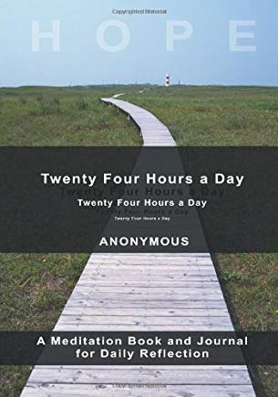 Twenty-Four Hours A Day Cover