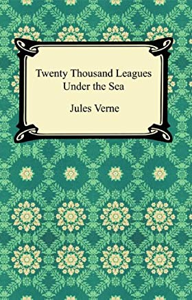 Twenty Thousand Leagues Under The Sea [with Biographical Introduction] Cover