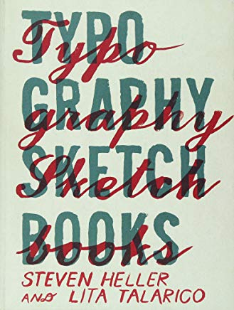 Typography Sketchbooks Cover