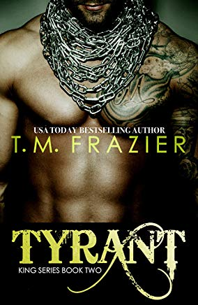 Tyrant (KING Book 2) Cover