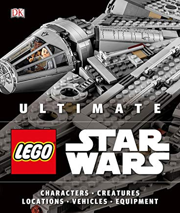 Ultimate LEGO Star Wars Cover