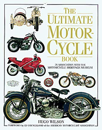 Ultimate Motorcycle Book Cover
