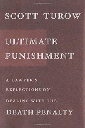 Ultimate Punishment: A Lawyer's Reflections on Dealing with the Death Penalty Cover