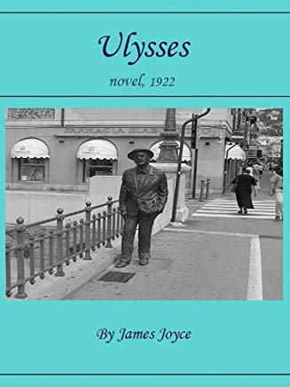Ulysses (Rearrange & Annotated) Cover