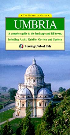Umbria (Heritage Guide Series) Cover