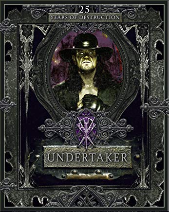 Undertaker: 25 Years of Destruction Cover