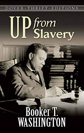 Up from Slavery (Dover Thrift Editions) Cover