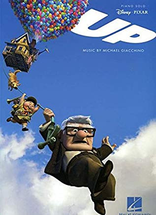Up: Music from the Motion Picture Soundtrack Cover