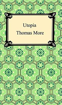 Utopia [with Biographical Introduction] Cover
