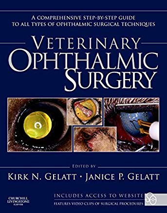 Veterinary Ophthalmic Surgery Cover