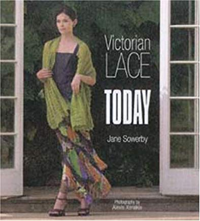 Victorian Lace Today Cover