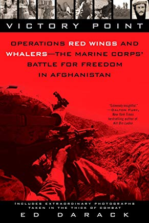 Victory Point: Operations Red Wings and Whalers - the Marine Corps' Battle for Freedom in Afghanistan Cover
