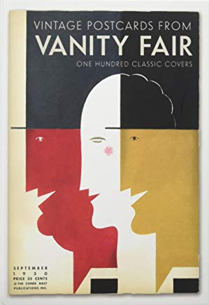 Vintage Postcards from Vanity Fair: One Hundred Classic Covers, 1913-1936 Cover