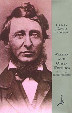 Walden and Other Writings (Modern Library) Cover