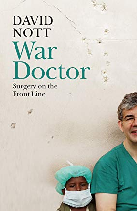War Doctor: Surgery on the Front Line Cover