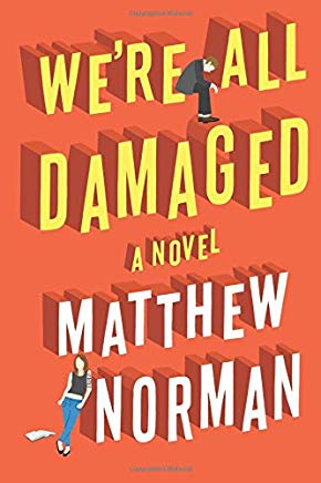 We're All Damaged Cover