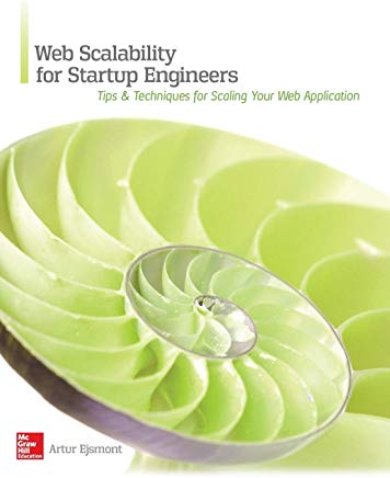 Web Scalability for Startup Engineers Cover