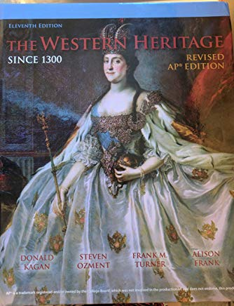 Western Heritage, since 1300 Cover