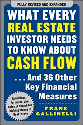 What Every Real Estate Investor Needs to Know About Cash Flow... And 36 Other Key Financial Measures Cover